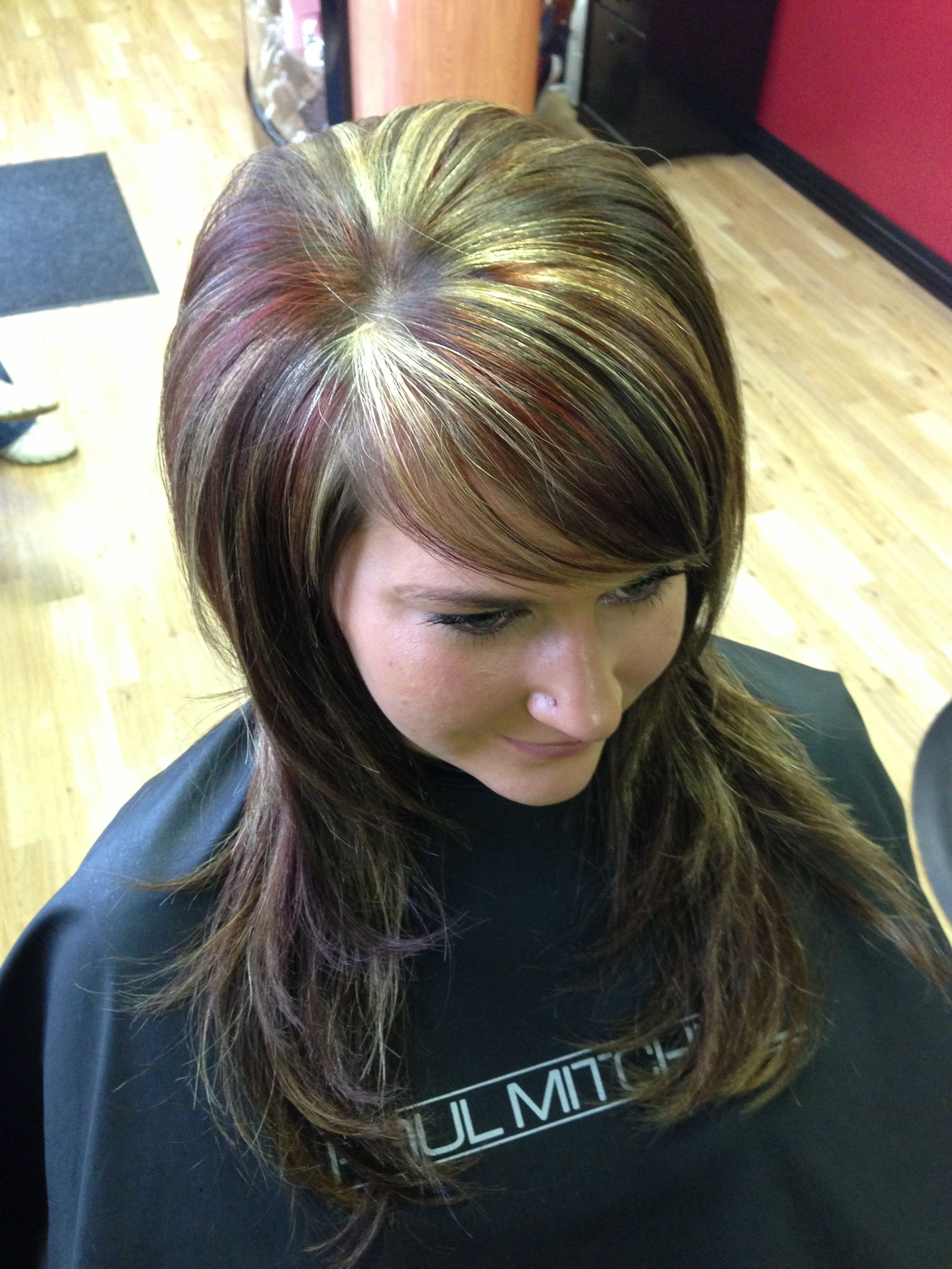 Pin by Danielle Waltman on Hair I have done and some I like  Cool