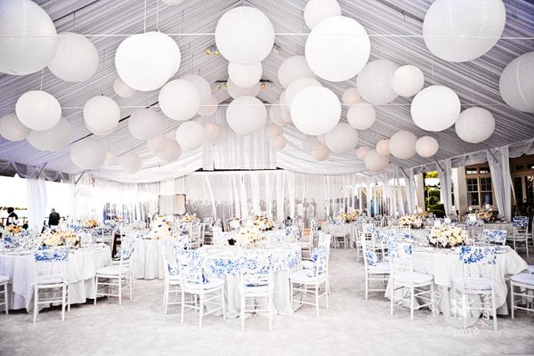Picardy Project White Weddings Reception White Wedding Decorations All White Wedding