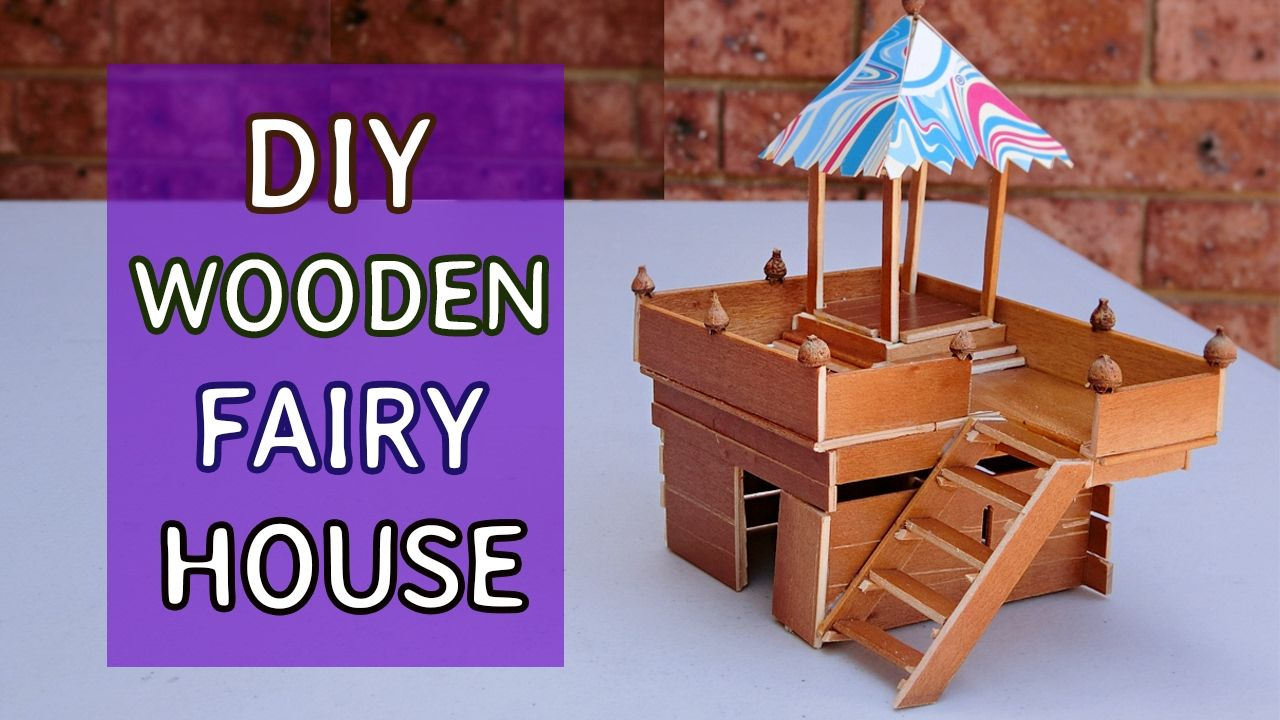 Simple wooden house 8 diy projects crafts ideas barbie simple wooden house 8 diy projects crafts ideas solutioingenieria Gallery