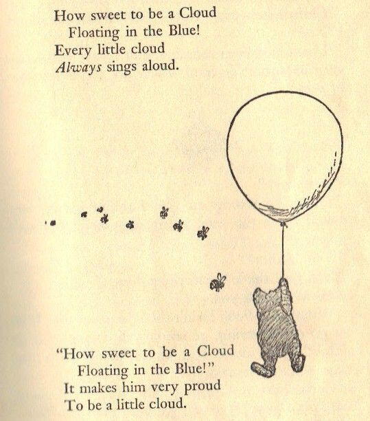 winnie the pooh poem - Google Search
