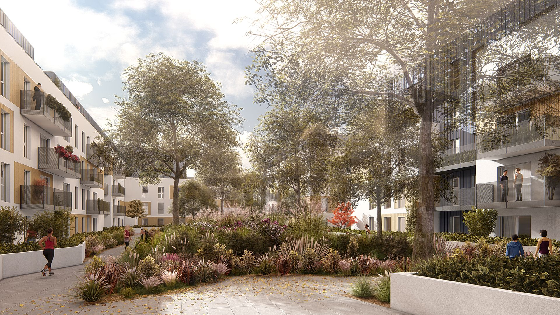 Architecture and #garden #design, rendered in Lumion 8 5 by Eigol
