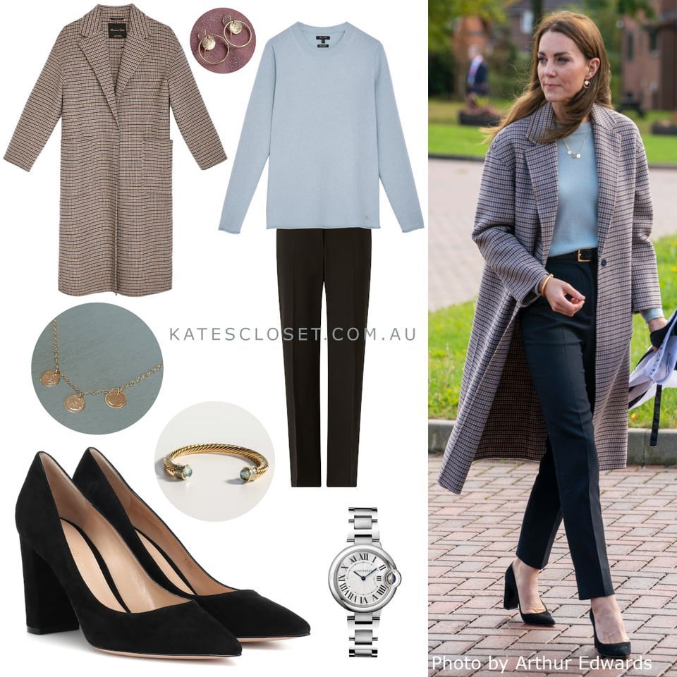 Кейт Миддлтон стала иконой стиля в Instagram: новый модный статус герцогини от Daily Mail