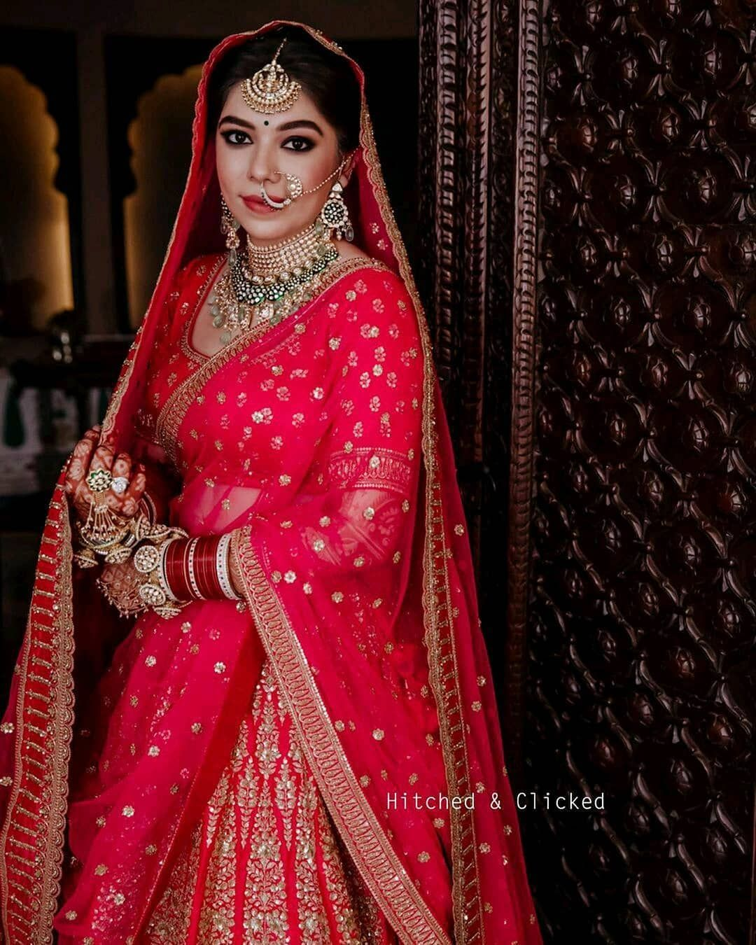 Pin by Dulhaniyaa India's First 360 on Pink Lehenga in