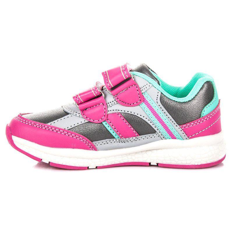 Buty Sportowe Dzieciece Dla Dzieci Hasby Rozowe Buciki Sportowe Dla Dziewczynki Hasby Shoes Fashion Sneakers