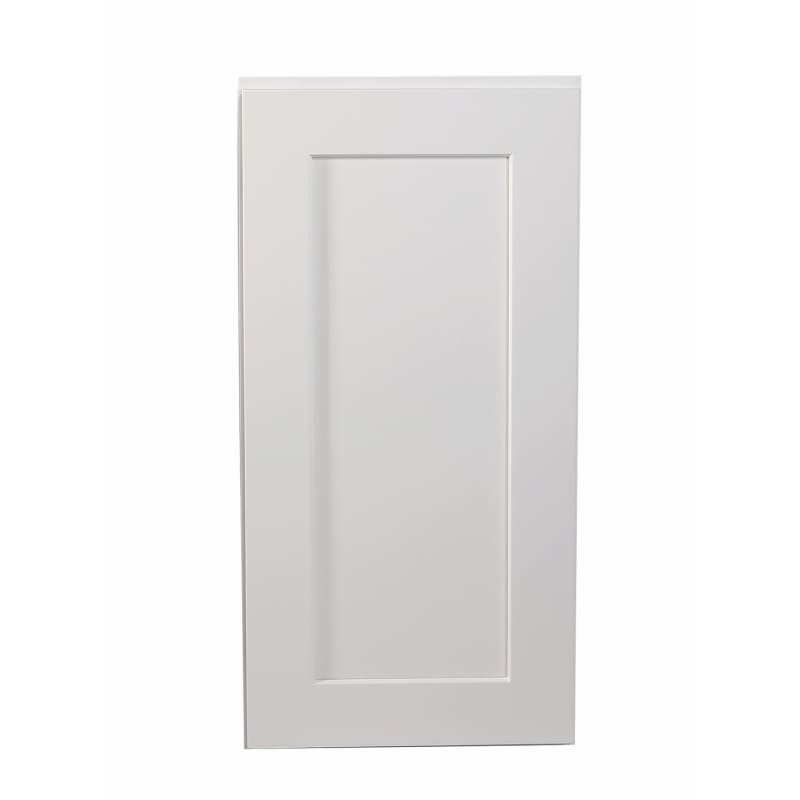 Design House 561688 Brookings 12 Wide X 30 High Single Door Wall Cabinet White Kitchen Cabinets Wall Cabinets 12 Inch Wooden Kitchen Cabinets Kitchen Wall Cabinets Cabinet Styles