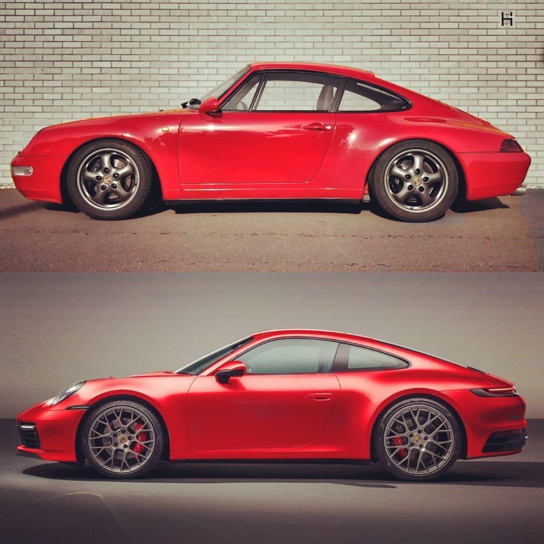751 Curtidas 18 Comentários Andyobro 993outlaw No Instagram I Ll Stick But Actually Like The Look Of The New Porsche 993 Porsche Porsche 911 Models