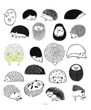 Hedgehog Cute Little Hedgehogs Hedgehog Tattoo Ideas Drawings Doodle Art Drawing Inspiration
