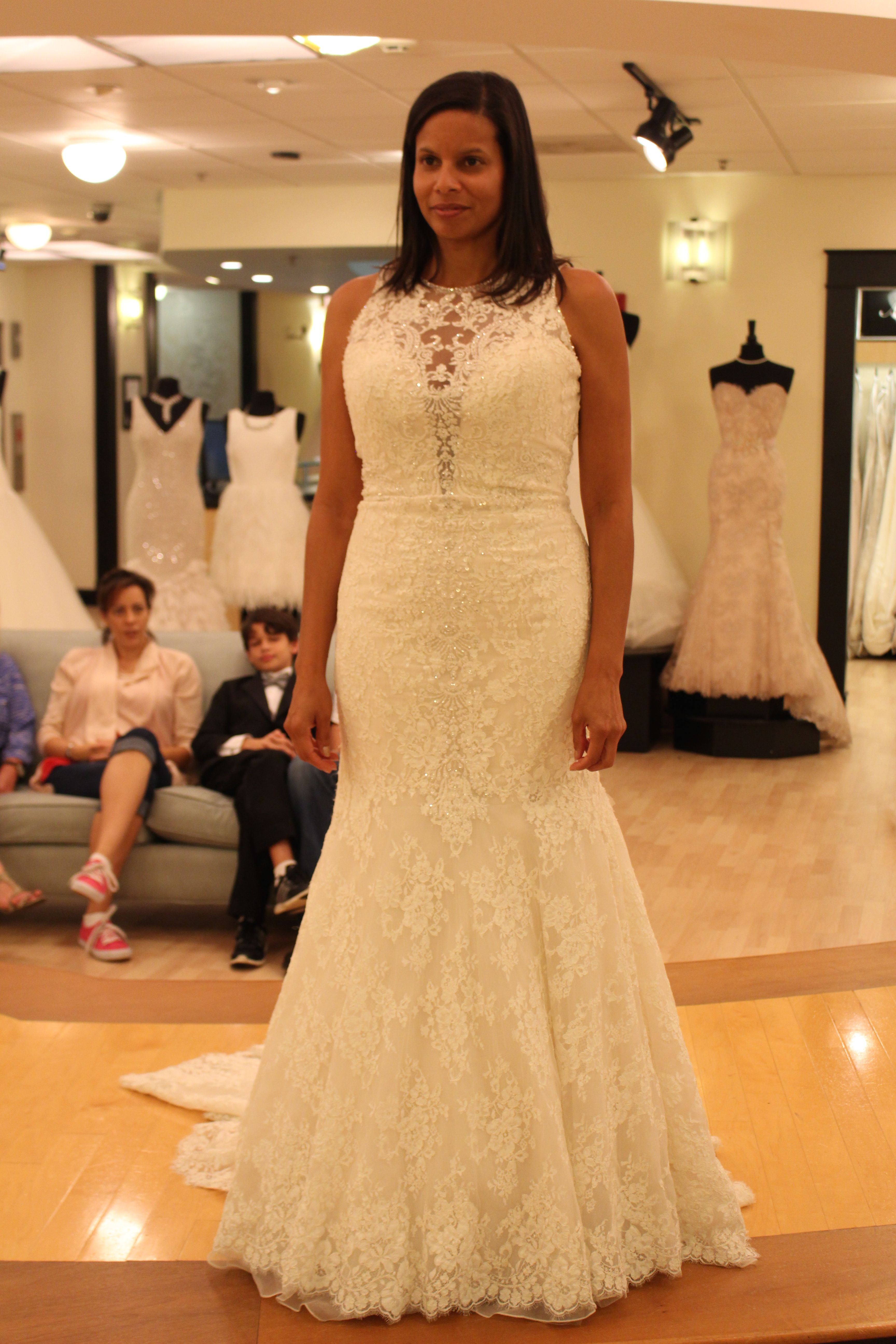 Season 9 featured dress allure mermaid pinteres see the wedding gowns featured on say yes to the dress atlanta season take a look at our favorite dresses from the episode and even those that didnt make ombrellifo Gallery