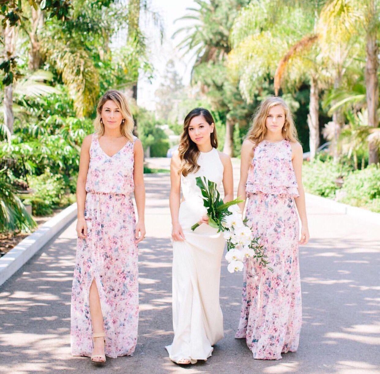 Kendall maxi dress green wedding shoes floral wedding shoes gws x showmeyourmumu bridesmaid dresses at a tropical wedding mirellecarmichaelphoto ombrellifo Gallery