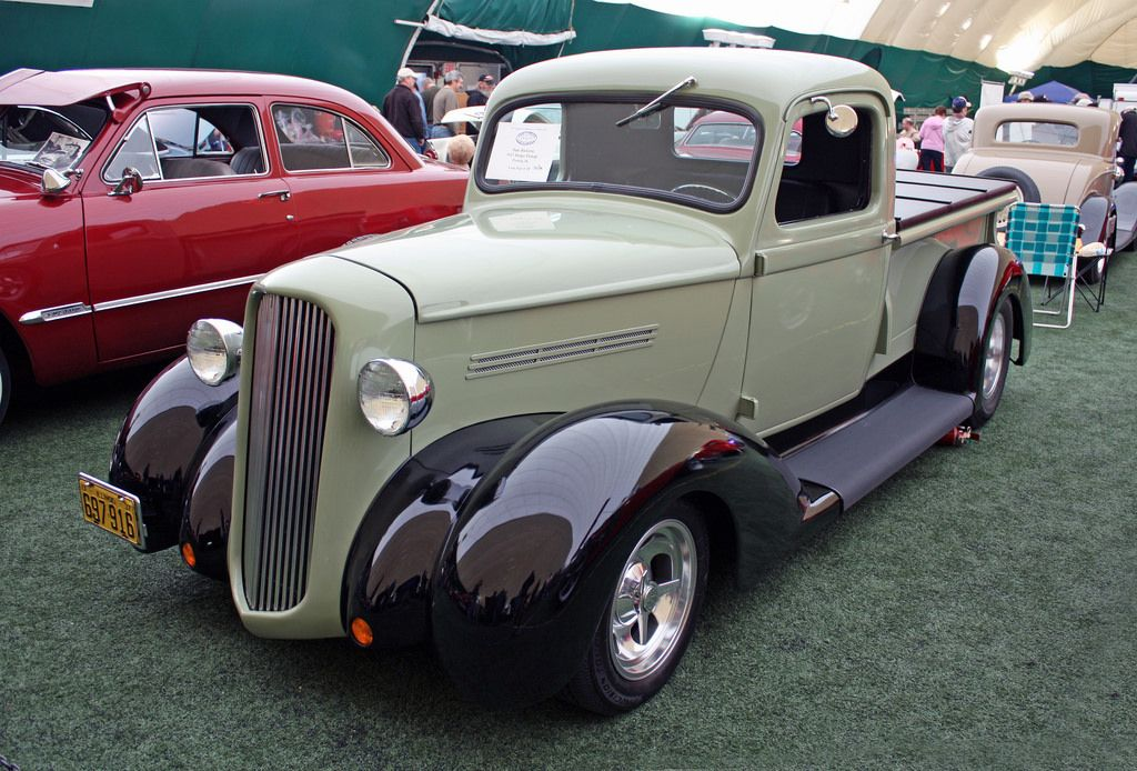 1937 dodge commercial express half ton pickup 2 of 5 old dodge trucks old pickup trucks classic cars trucks pinterest