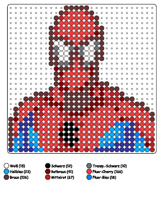 Bugelperlen Vorlagen Von Spiderman Zum Herunterladen Und Ausdrucken