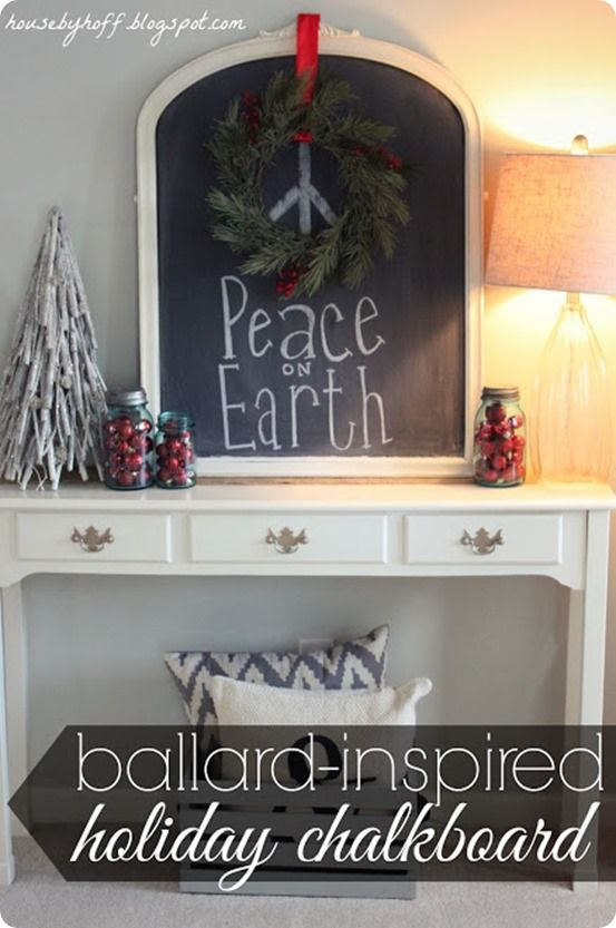 Peace Sign Decorating Ideas Pleasing Christmas Decorating Ideas ~ I Love This Cute Idea To Hang A Review