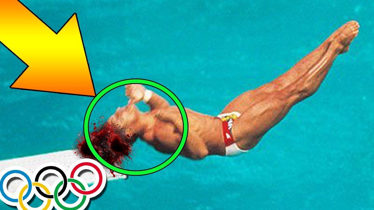 Top 7 Accidentes Y Muertes En Juegos Olimpicos Olimpiadas