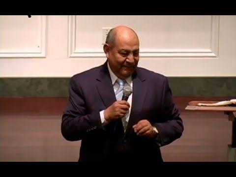 Pastor Alejandro Bullón - ¿Como salir de la inercia?