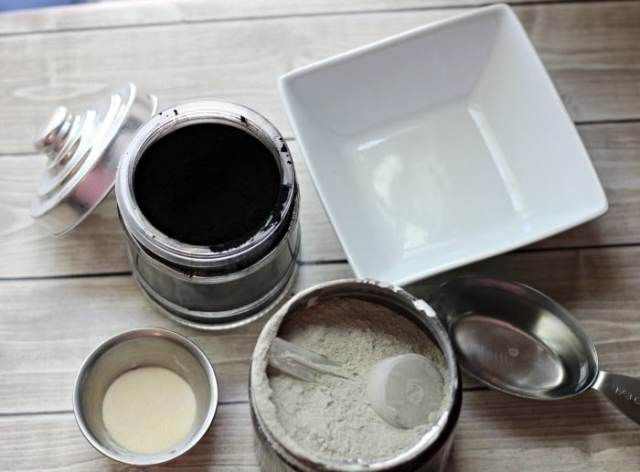 Best activated charcoal airplane DIY face sheet mask recipes for acne and deep clean detox tips for sensitive skin