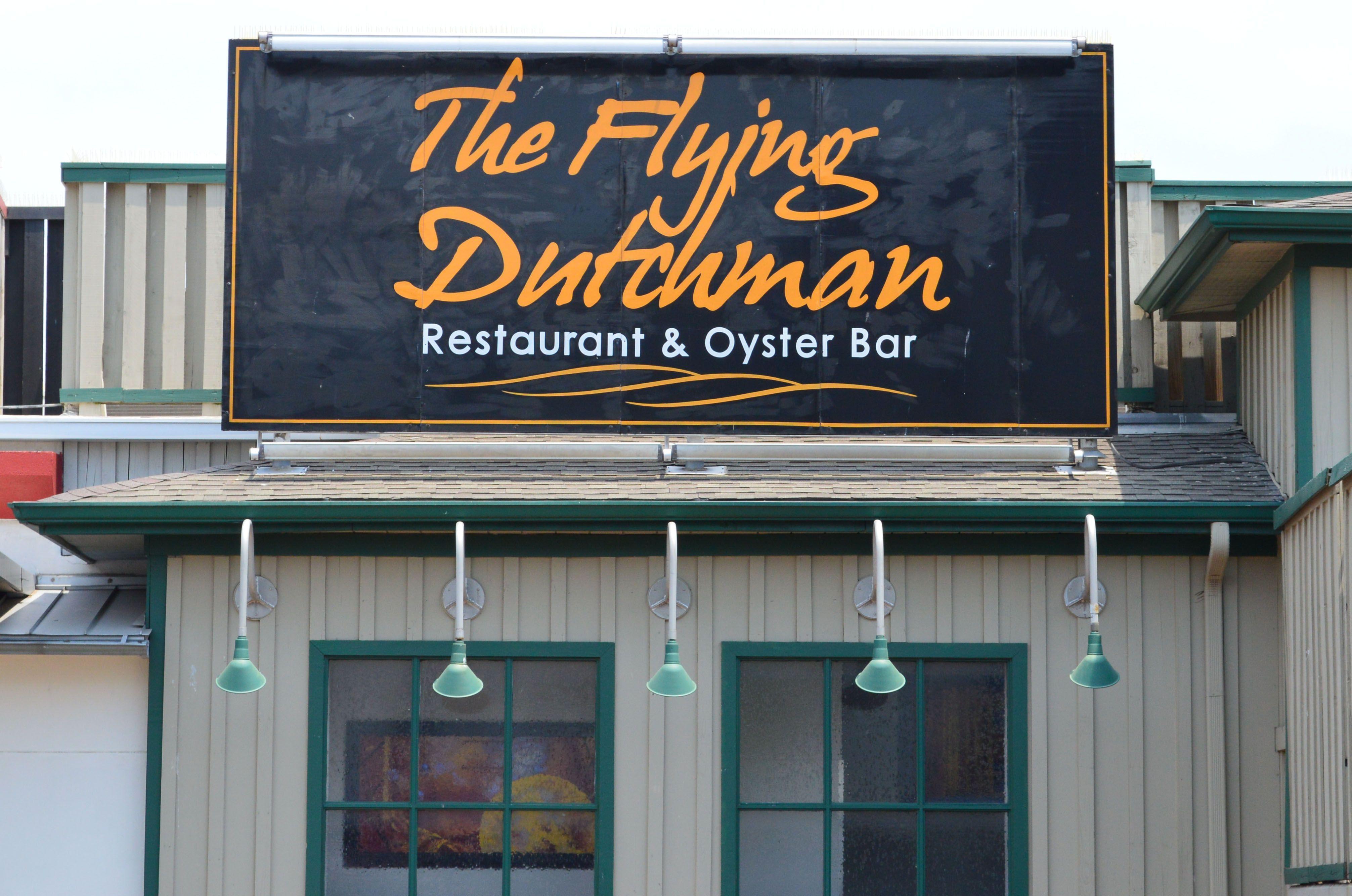 The Flying Dutchman Restaurant Oyster Bar Kemah Tx