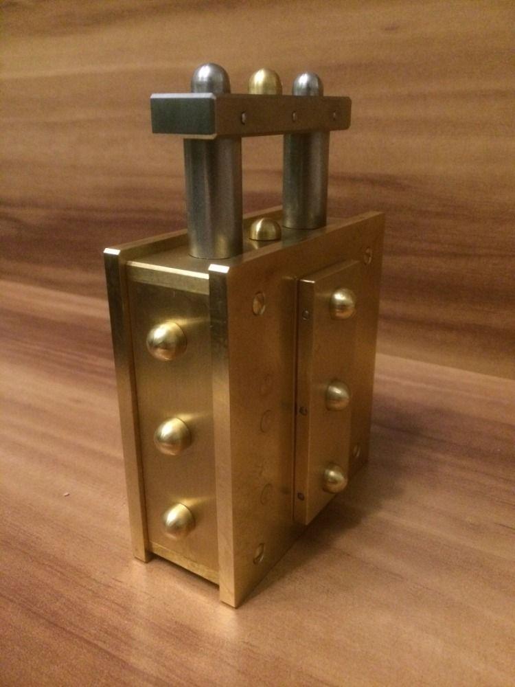 Popp Lock | Door handles, Knife block, Home decor