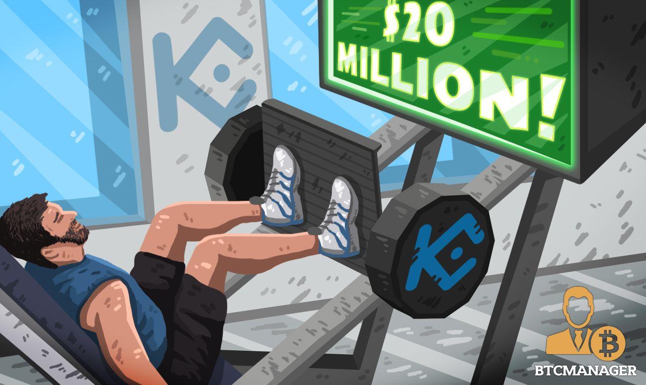 KuCoin Cryptocurrency Exchange Raises 20 Million in