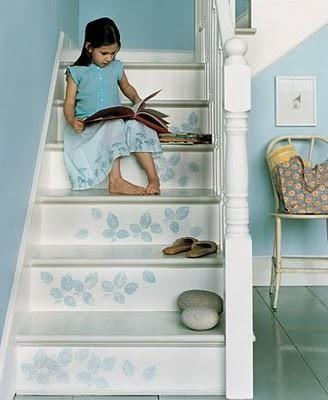 Decora tus Escaleras -Parte I-, Decoración 2.0