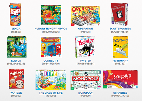 Get Up to $40 Back With Hasbro Game Rebates | Gift Ideas | Games