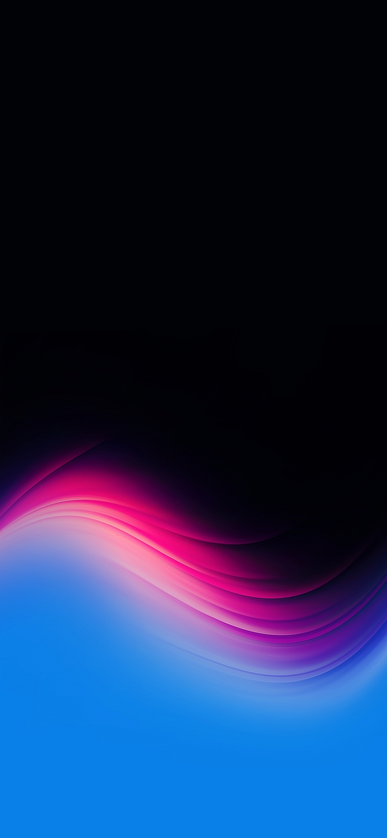 True Black With Colorful Gradients Wallpapers Iphone Wallpaper Retina Wallpaper Android Wallpaper