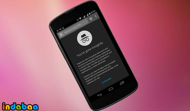 Browse With Incognito Mode In Chrome For Android How To Android Incognito Chrome