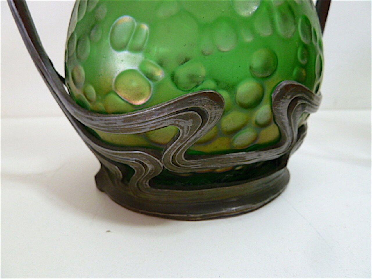 Paire vase Loetz  Art Nouveau 1900 Jugendstil  Ovirit 31 cm Bohème kralik verre | Céramiques, verres, Verre, cristal, Grands noms étrangers | eBay!