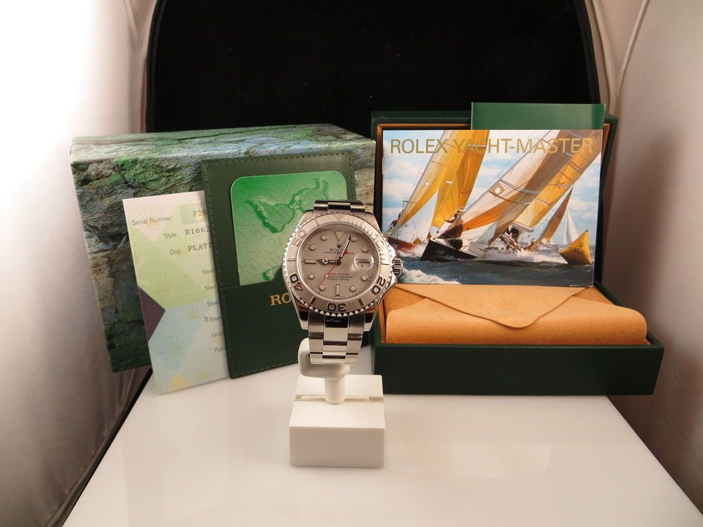 """ROLEX YACHTMASTER """"F"""" SERIES MODEL 16622 Watches"""