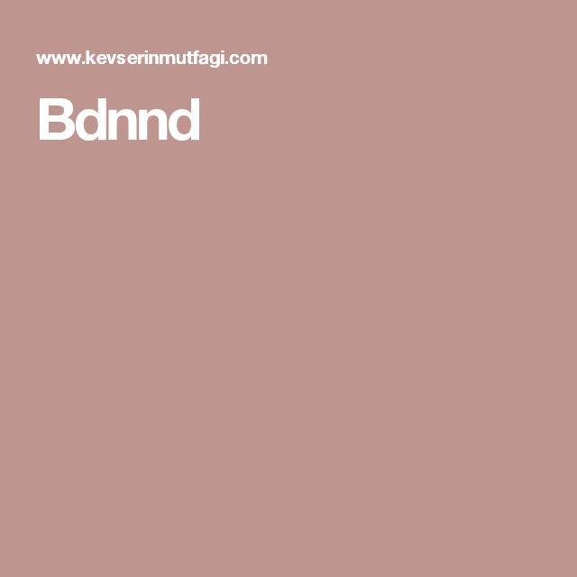 Bdnnd