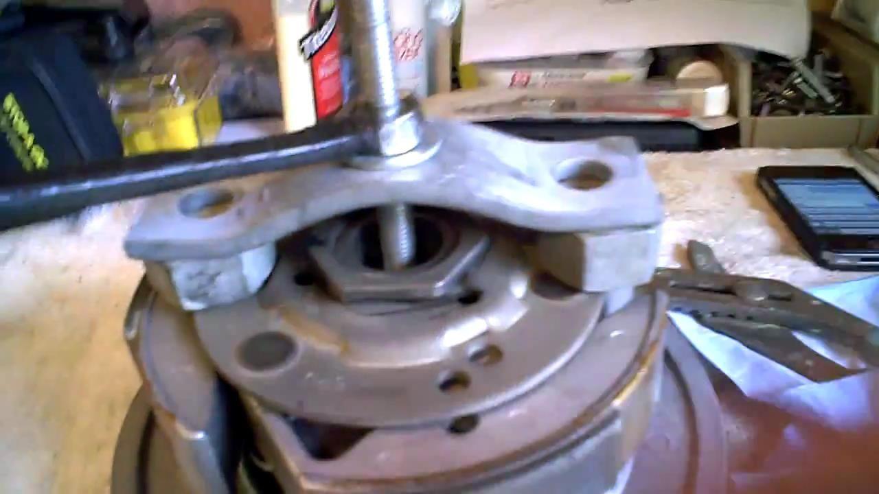 My CVT clutch tool Car tools, Tools, Transmission tools