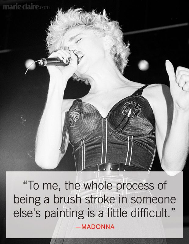 7 Best Madonna Quotes Ever | Madonna, Madonna quotes and Quotes ...