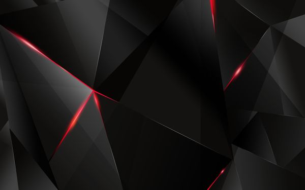 Behind Free Abstract Dark Triangle Wallpaper By Provoco Via Behance Red And Black Wallpaper Dark Black Wallpaper 2048x1152 Wallpapers