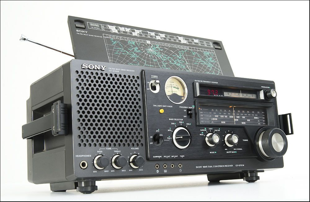 how to connect to short wave radio