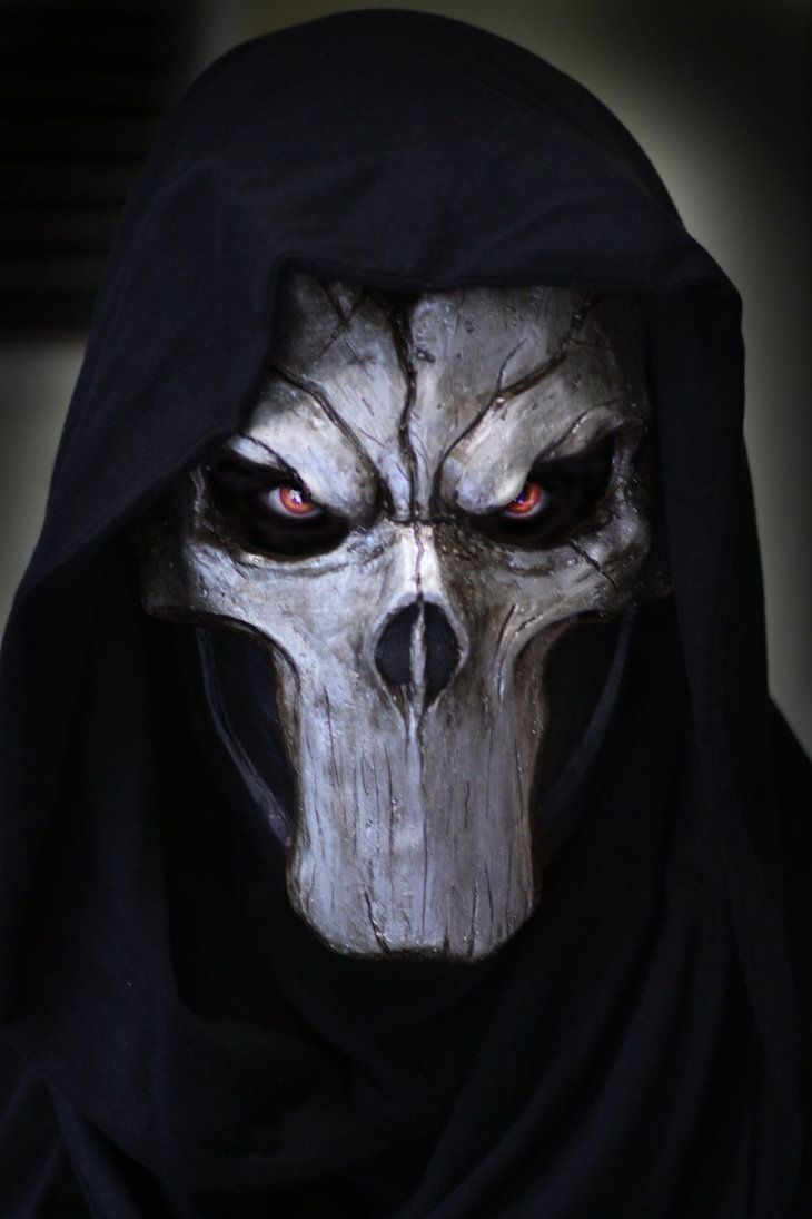 MADE TO ORDER - Death Eaters mask harry potter cosplay lord ...