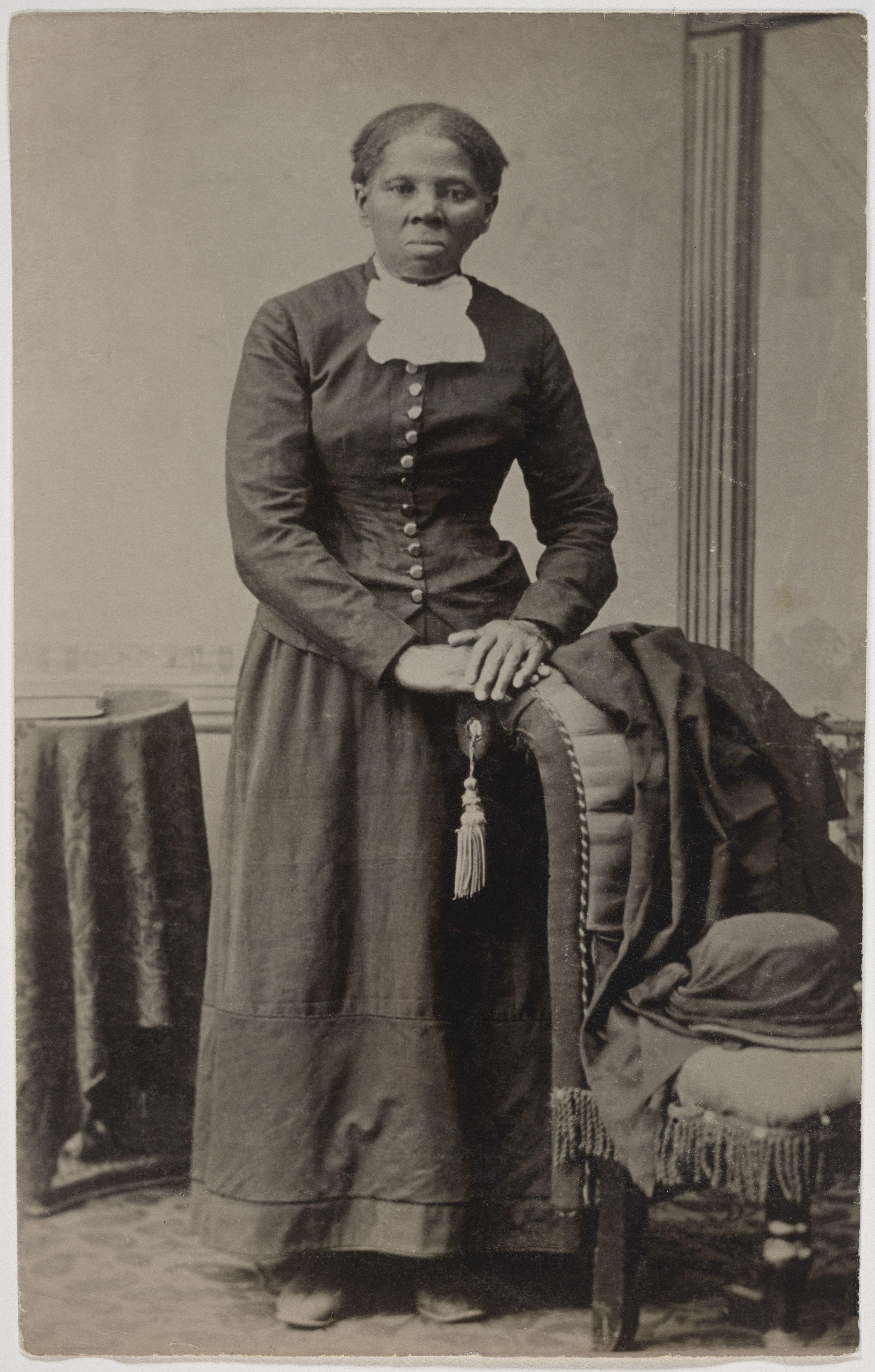 1911 New 8x10 Photo American Abolitionist and Women Suffragist Harriet Tubman