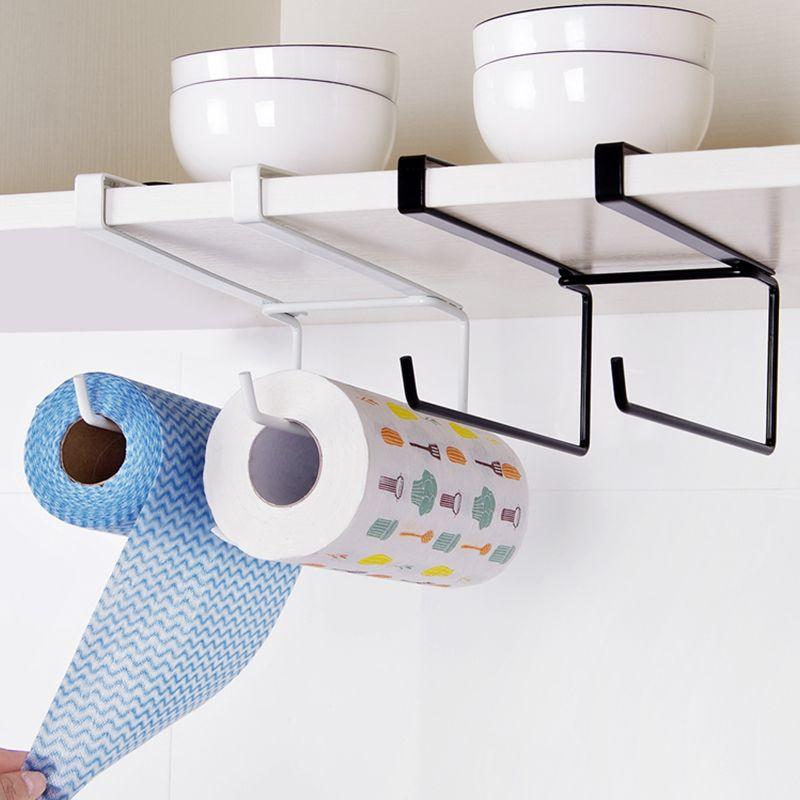 Goedkope Nieuwe Keuken Toiletpapier Handdoekenrek Papier houder ...