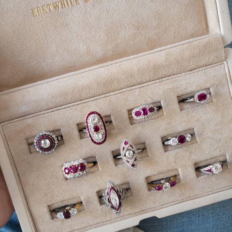 Erstwhile Vintage Jewelry