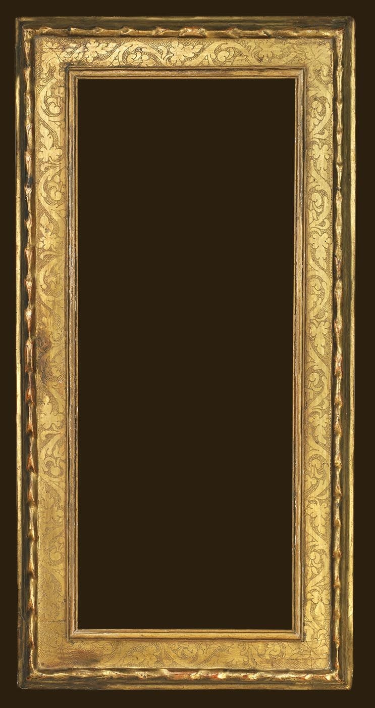 Italian 17th Century Casetta 31 X 12 X 3 5 8 Diegosalazar Com Ornate Picture Frames Antique Picture Frames Frame
