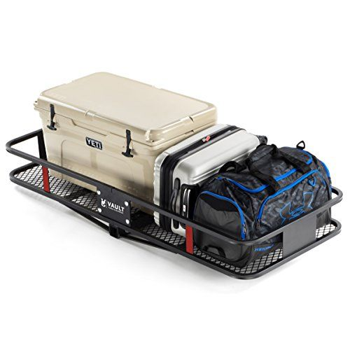 60 x 24 cargo hitch carrier by vault