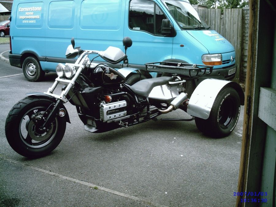 trikes   bmw trikes   motorcycles   pinterest   bmw, trike