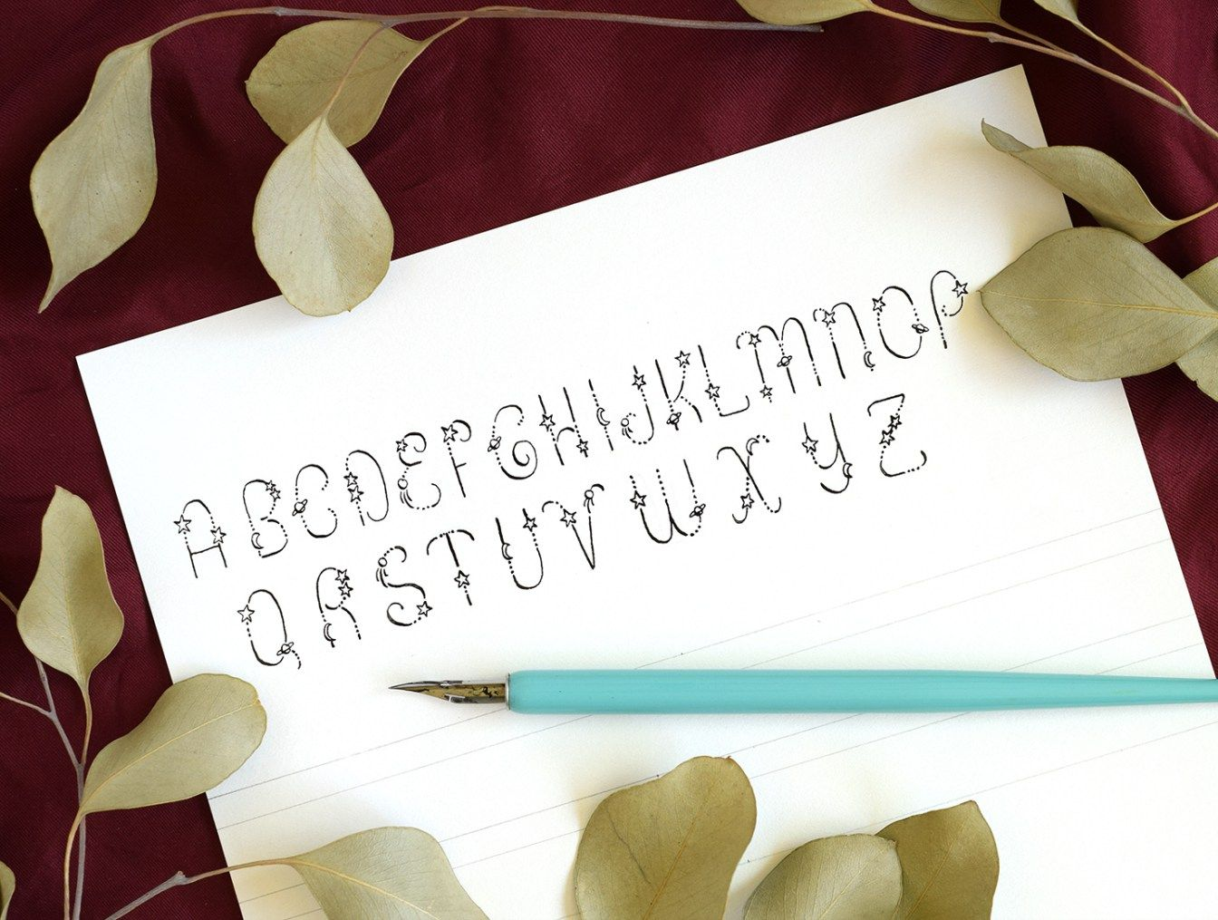 How To Develop An Artistic Hand Lettering Style