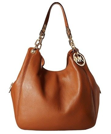The Michael Kors Luggage Fulton Large Leather Tote Shoulder Bag is a top 10  member favorite on Tradesy. ff0cb781c41a8