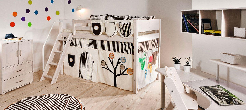 La cameretta dei bambini è un luogo per loro fondamentale, che nel tempo subirà stravolgimenti importanti: Pin Su Dormi E Sogna