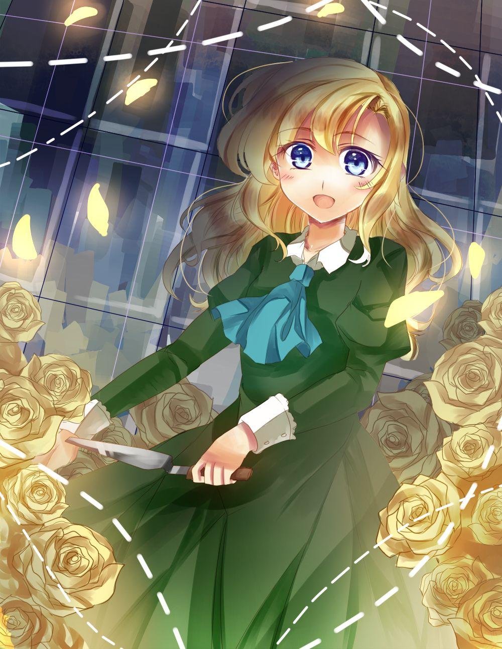 RPG Maker-Girls ~Mogeko~ by TheRainbowCupcake on DeviantArt