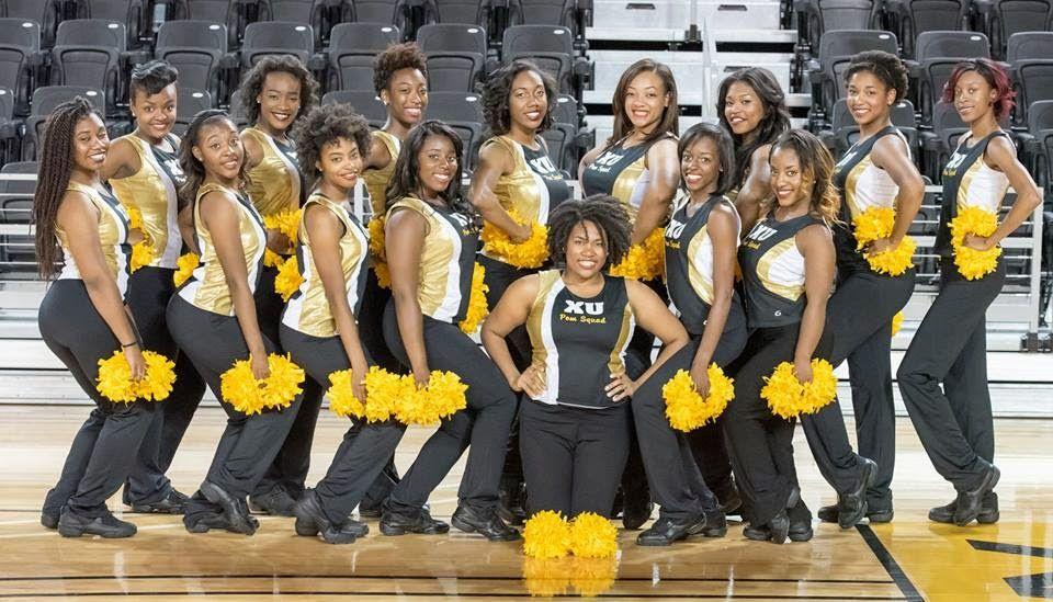 Xavier University Louisiana >> Image Result For Xavier University Of Louisiana Pom Squad