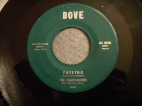 Companions - Falling - Rare NJ Doo Wop Ballad