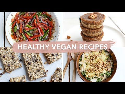4 healthy vegan recipes wpure maple syrup quick easy youtube 4 healthy vegan recipes wpure maple syrup quick easy youtube forumfinder Images
