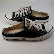 Converse Mules what a perfect combo!!