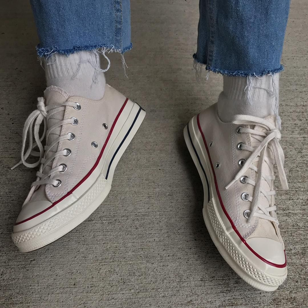 cbdbe314c2ad Converse Chuck Taylor All Star 70s Low