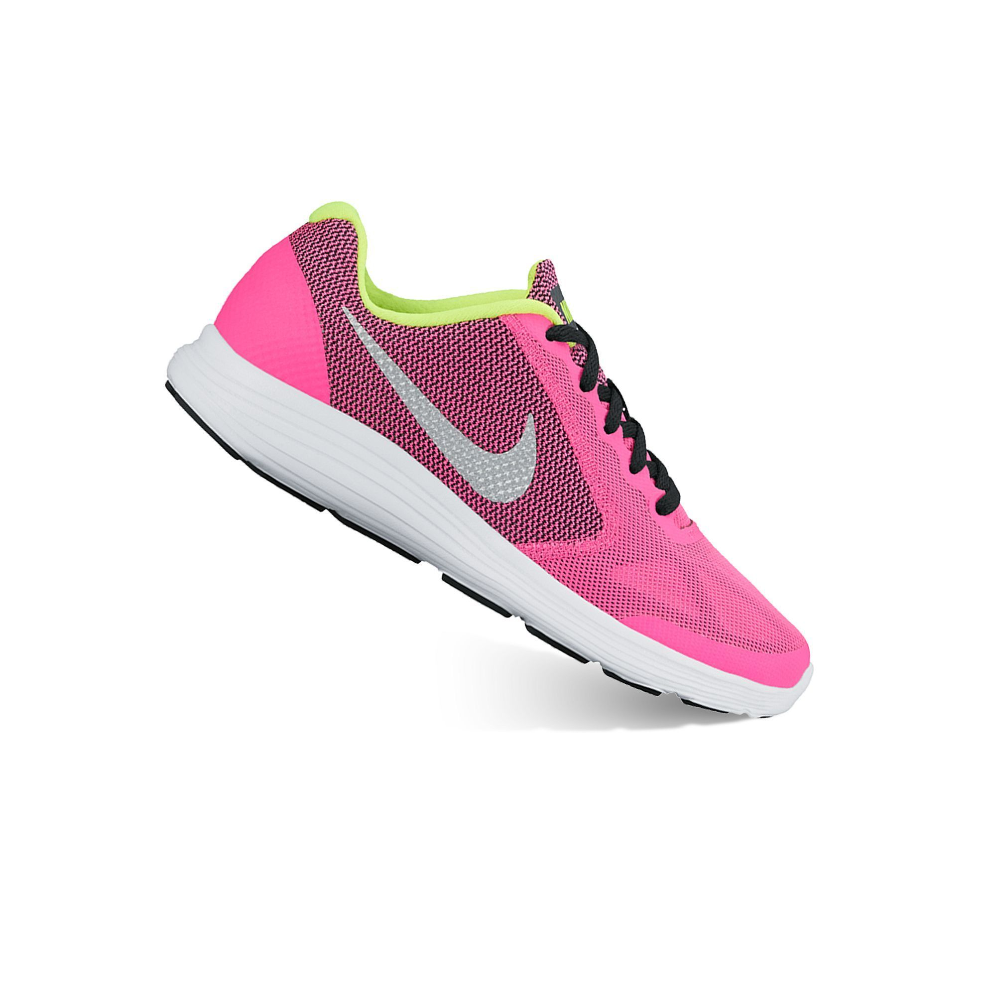 891391ce Nike Revolution 3 Girls' Running Shoes | Products | Nike revolution ...